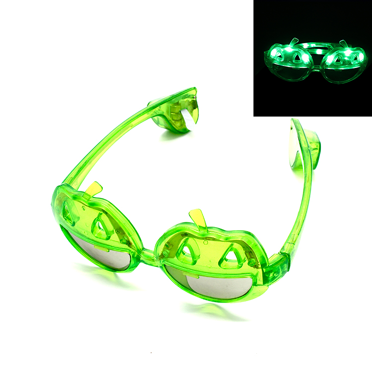 halloween led glasses
