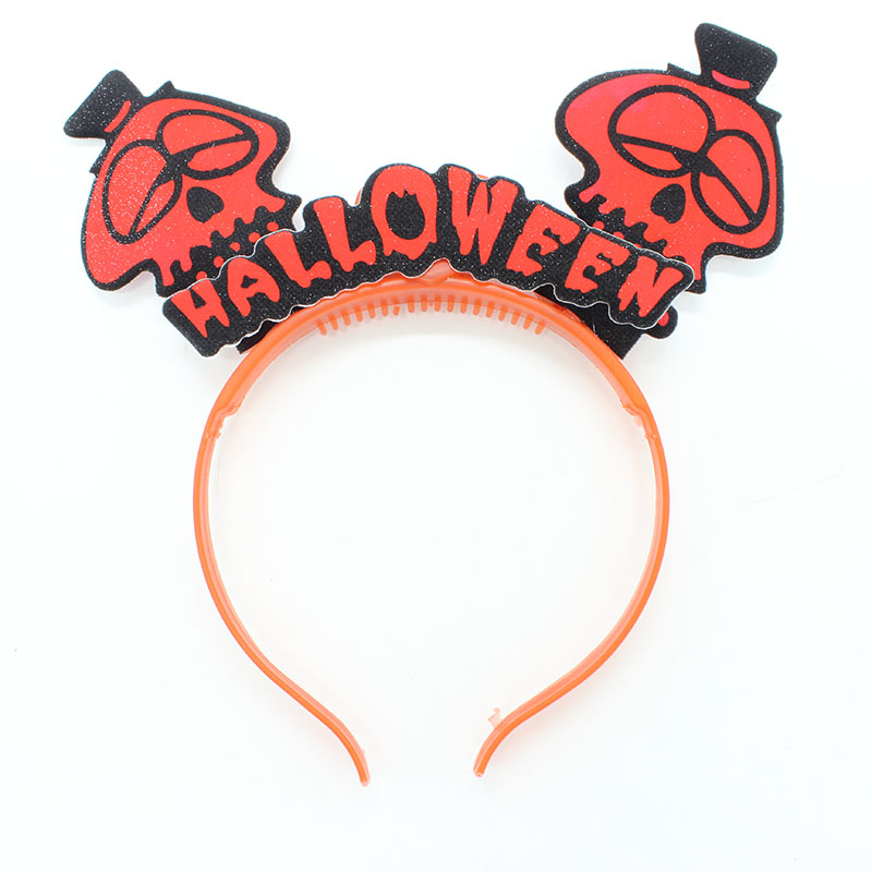 halloween light up headband - 副本