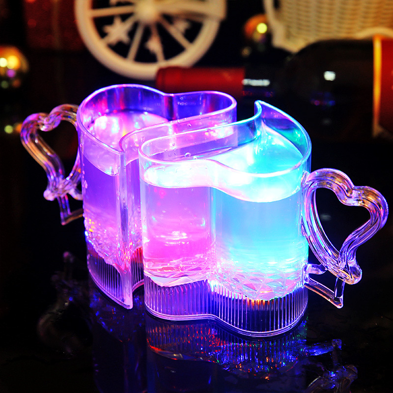 glow in the dark cup