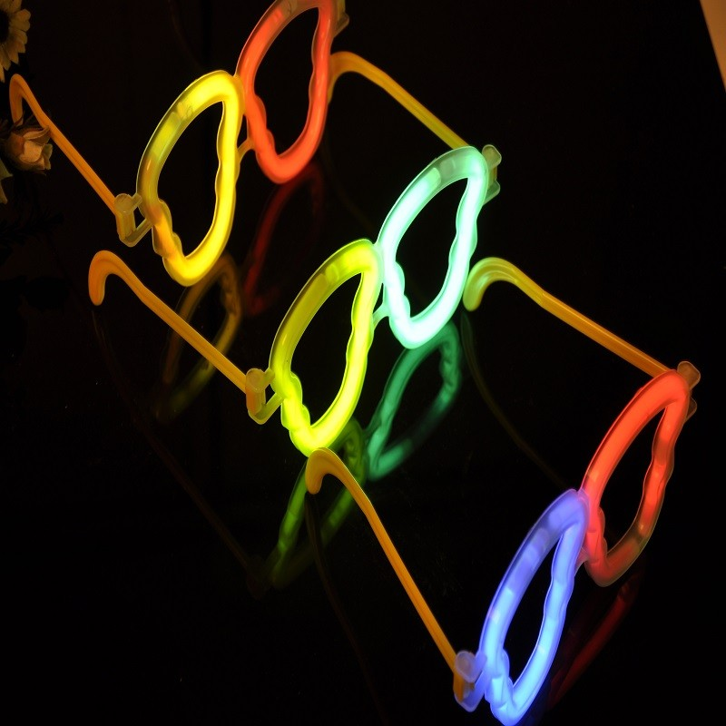 halloween glow stick glasses