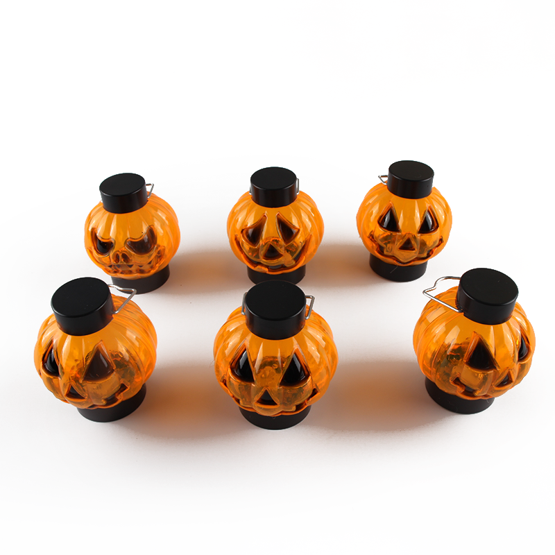 mini led halloween lantern